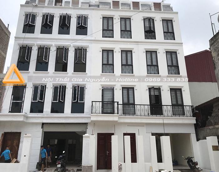 Cửa nhôm xingfa tại Ninh Bình