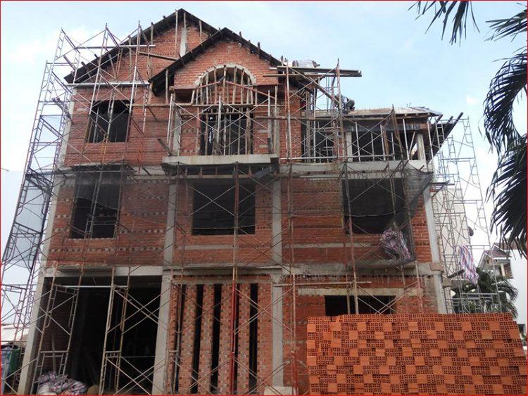 xây nhà 3 tầng