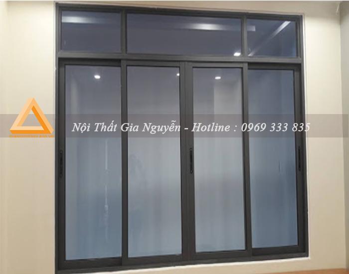 Mẫu Cửa sổ mở trượt nhôm Xingfa cao cấp nhập khẩu chính hãng