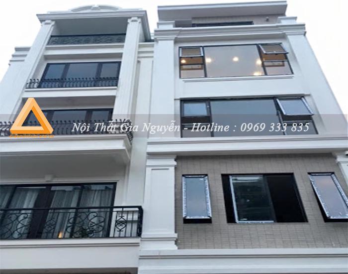 Cửa sổ mở hất nhôm Xingfa cao cấp nhập khẩu chính hãng